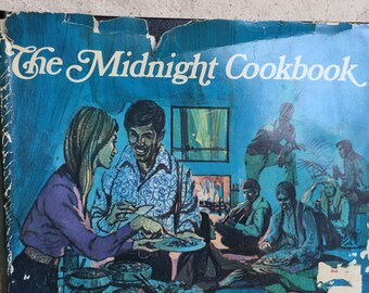 The Midnight Cookbook by Thomas Mario a Guide to Intimate Dining