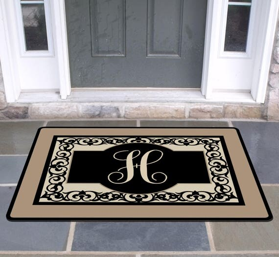 front door mats new home gift flourish family front door mat doormat 30434