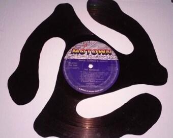 Motown Record 45 adapter record Wall Art Free Shipping