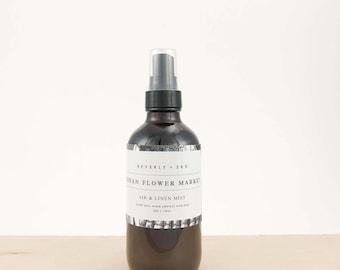 URBAN FLOWER MARKET Air and Linen Mist, Room Spray, Freshener   Gift
