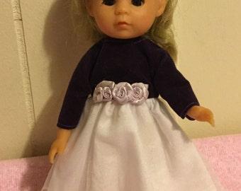 Madame Alexander, Vintage Lillian Vernon 8 inch Collector Doll