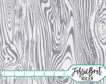 GRAY WOOD GRAIN Fabric by the Yard, Fat Quarter Gray Fabric Wood Fabric 100% Cotton Fabric Quilting Fabric Apparel Fabric Yardage a5-28
