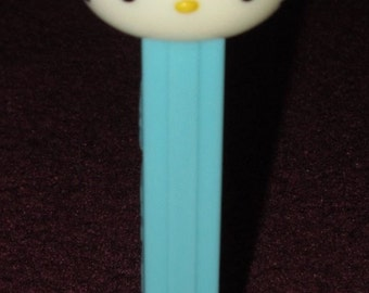 Hello Kitty With Pink Hibiscus Pez Dispenser
