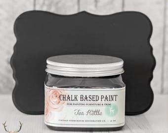 Vintage Storehouse Chalk Based Paint - Tea Kettle