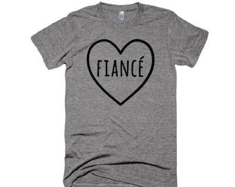 Fiance T shirt - Fiance Tshirt Printed T-shirt / Cliche Zero