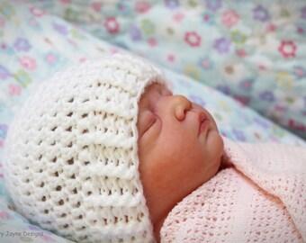 BEGINNERS CROCHET HAT Pattern  Easy Crochet Hat Pattern Basic Crochet Hat Pattern Simple Crochet Hat pattern - Sizes From Babies upwards