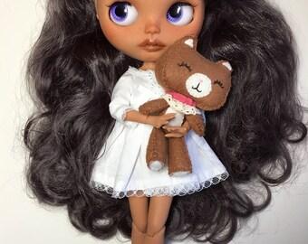 SALE- Custom Blythe Doll named Sienna, by EmmyB.lythe