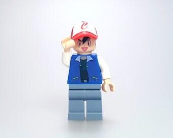 Ash Ketchum Pokemon Trainer