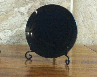 """Large 8 1/4"""" Concave Scrying Mirror with Stand"""