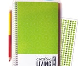 Creative Living Planner: A day planner for artists, writers, musicians and freelancers