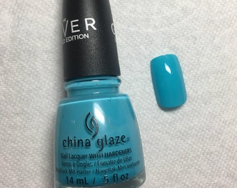 China Glaze- Capacity To See Beyond (The Giver collection)