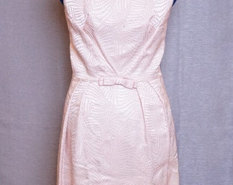 1960's Pink Party Dress