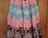 RESERVED: Girls Size 6 Sparkle Skirt, FREE SHIPPING