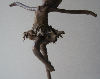 Ballet dancer. Sculpture of Ballerina. Available