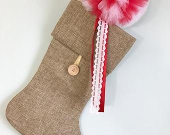 Peppermint Pom Wand, Christmas wands, Stocking Stuffers
