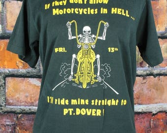 Port Dover Friday the 13th Vintage T-Shirt