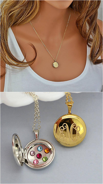 engraved locket necklace locket necklace silver locket. Black Bedroom Furniture Sets. Home Design Ideas