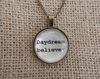 Daydream Believer Pendant Necklace