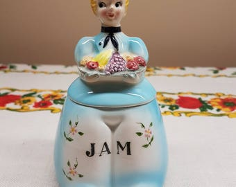 Jam Pot Dutch Boy