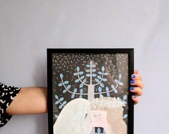 Ghost (artprint)