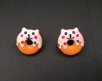 Catnut Earrings