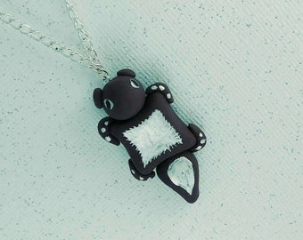 Flying Squirrel Necklace