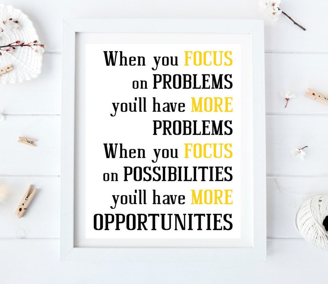 Quote for desk cubicle printable opportunity quote positive for Motivational quotes for office cubicle