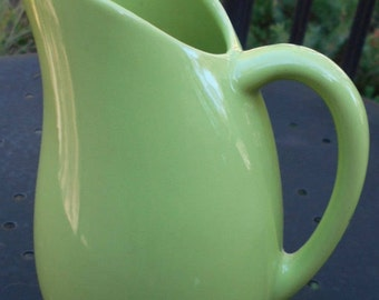 Small Franciscan Ceramic Pitcher