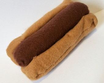 Hot Dog Cat Toy