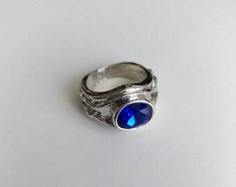 Ring from LOTR Vilya inspired ring