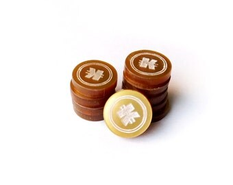 Token coin compatible with Krosmaster Kama