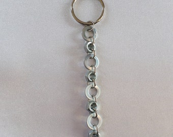 Keychains - industrial style