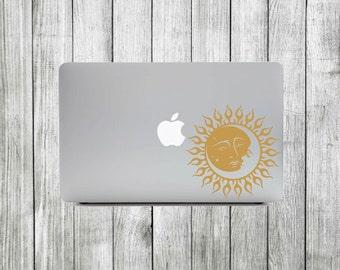 Celestial Sun and Moon