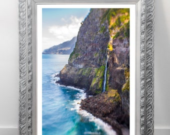 Photo printing: A shot in paradise poster, photo poster, poster, photography