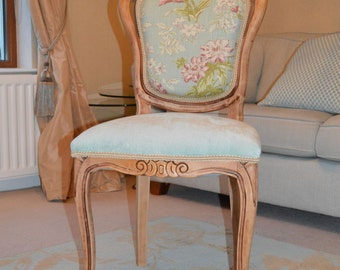 Duck egg Florence chair