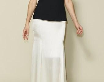 Kate bias tank top sewing pattern size 34-46 - Just Patterns #3101