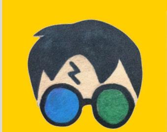 Harry Potter Lapel Pin