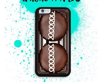 iPhone 7 or 7 PLUS Chocolate Cupcake Phone Case