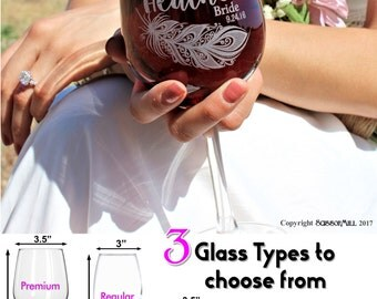 Personalized Bridesmaid Gift Wine Glass, Bridesmaid Proposal, Bridesmaid Glasses, Bridesmaid Gift