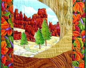 Bryce Canyon II PDF Quilt Pattern