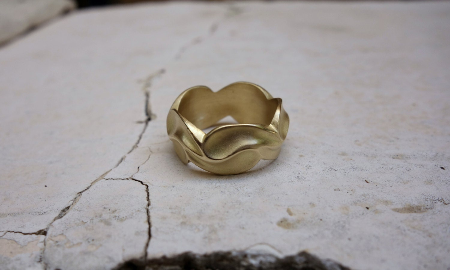 unique wedding ring solid gold promise ring s