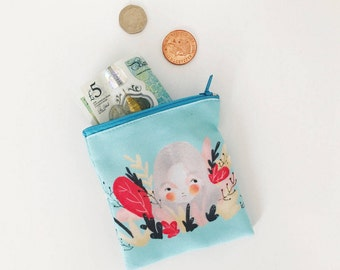 Decision coin purse