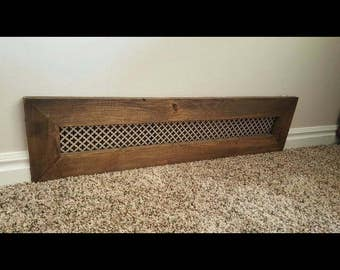 Vent Cover - Decorative Vent Cover - Wall Decor