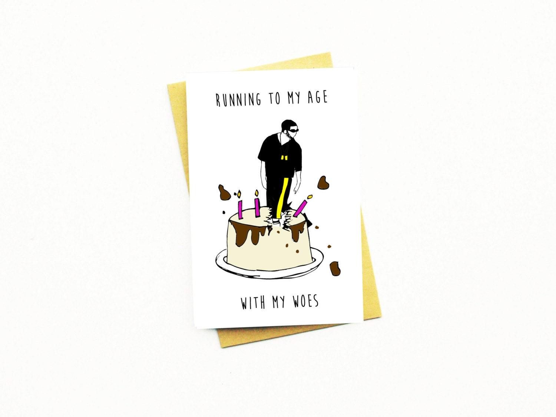 Funny Birthday CardBirthday CardBirthday CardDrake – Drake Birthday Card