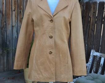 TransMISSION Leather Jacket
