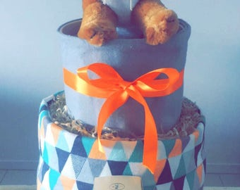Pet Hamper 2Tier Cake