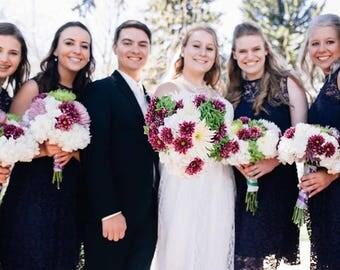 Custom wedding bouquets, wedding bouquet, bridal bouquet