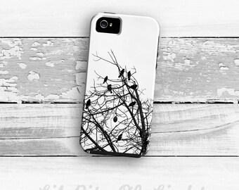 Bird iPhone SE Case - Crow iPhone 6s Plus Cover - iPhone 6s Case - Bird iPhone 5s Case - iPhone 5 Case - iPhone 4/4s Case - Goth iPhone case