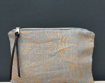 Loxley - Grey/Copper SMALL