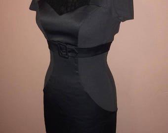 PinUpGirl Clothing gray dress